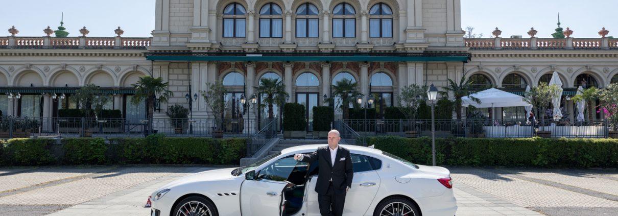 Maserati, Kursalon, Koschat
