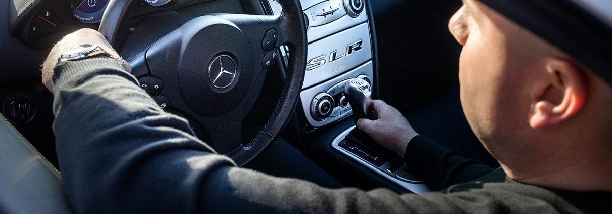 Florian Koschat - Mercedes