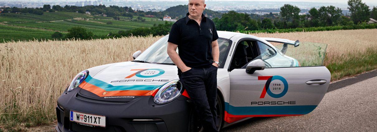 Florian Koschat - Firmenverkauf