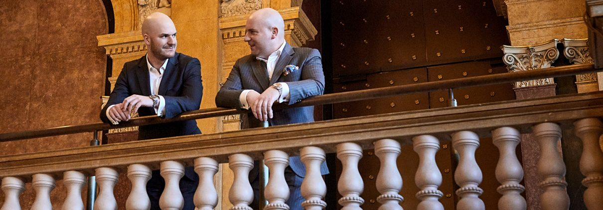 Pallas Capital - Florian Koschat & Helmut Kogler