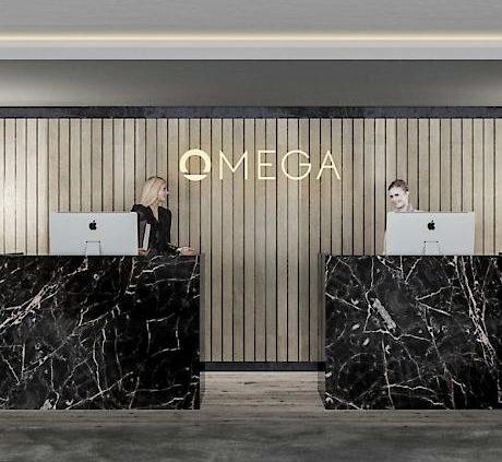 Omega AG in MŸünchen