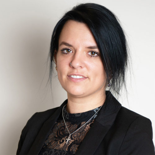 Lisa-Marie Ronach, BSc