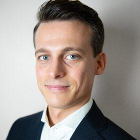 Julius Harmach, BA